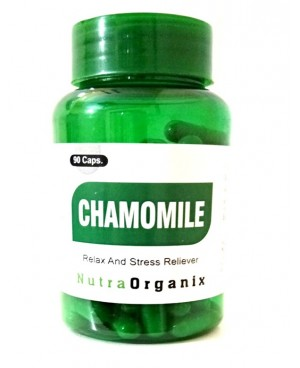 Chamomile Flowers Capsules