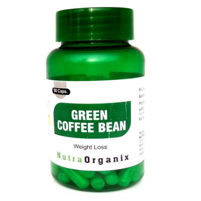 Green Coffee Bean Extract Capsule Green Coffee Extract Green Coffee
