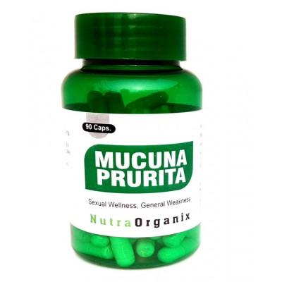 Buy Best Best Mucuna Pruriens Capsules - Mucuna Pruriens Capsules Supplier In USA | Nutraorganix.com