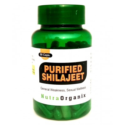 Buy Purified Shilajit Capsule