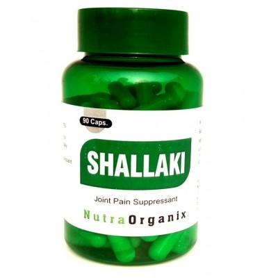 Buy Boswellia Shallaki Capsules 500mg - Best Boswellia Shallaki Herbal Capsules In Bulk | Nutraorganix