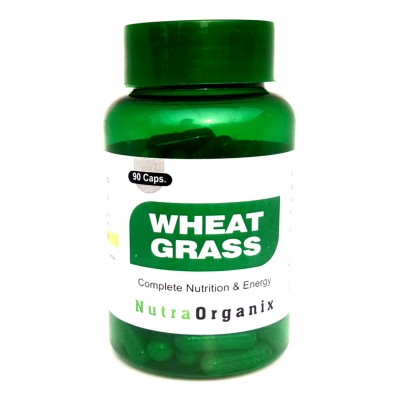 Buy Wheat Grass Capsules