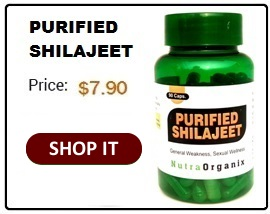 Shop Purified Shilajit 90 Capsules online