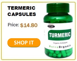 Buy Turmeric capsules  Online in United States at nutraorganix